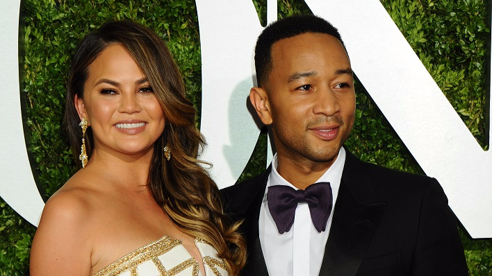 John Legend Was Going To Dump Chrissy Teigan, But She Was Having None Of It