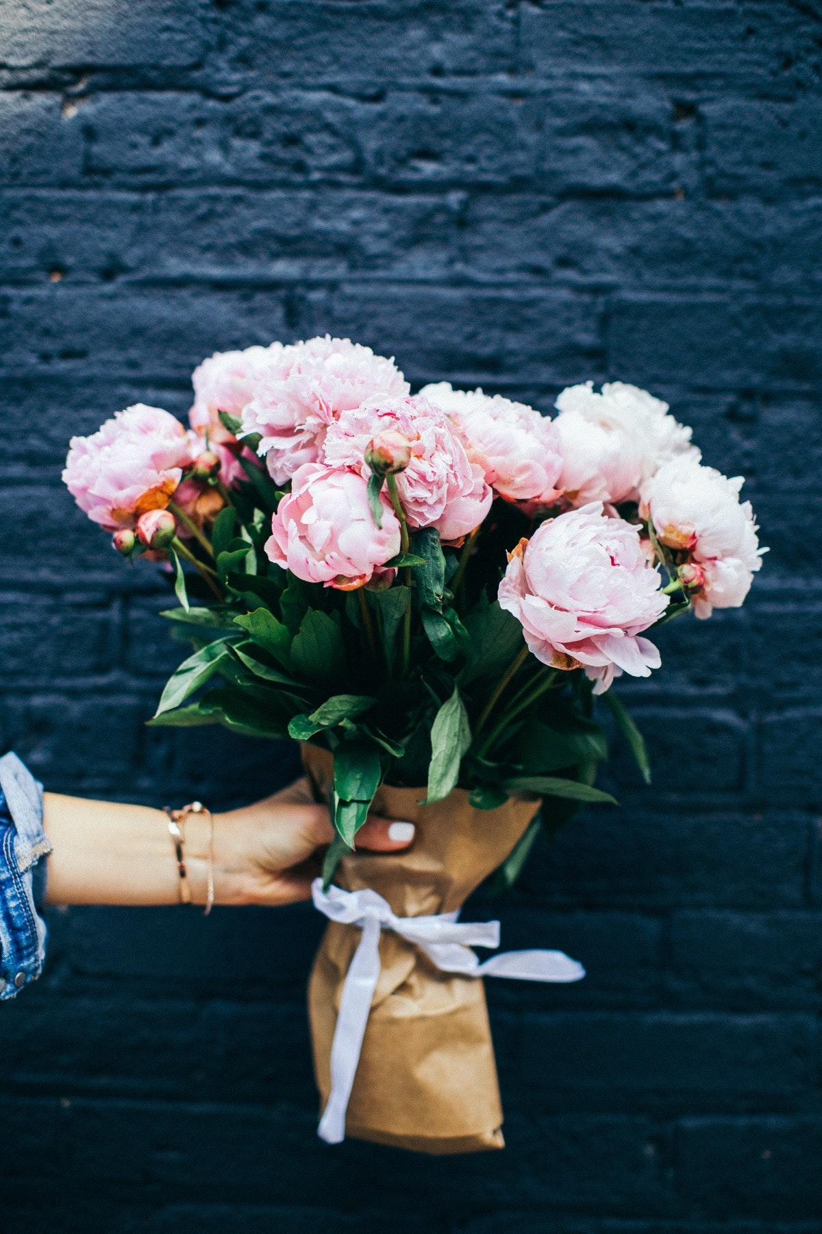 The new accessory could replace the tradition bouquet of flowers. (Credit: Pexels)