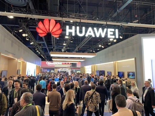 Attendees at the Consumer Electronics Show (CES) in Las Vegas. Credit: PA