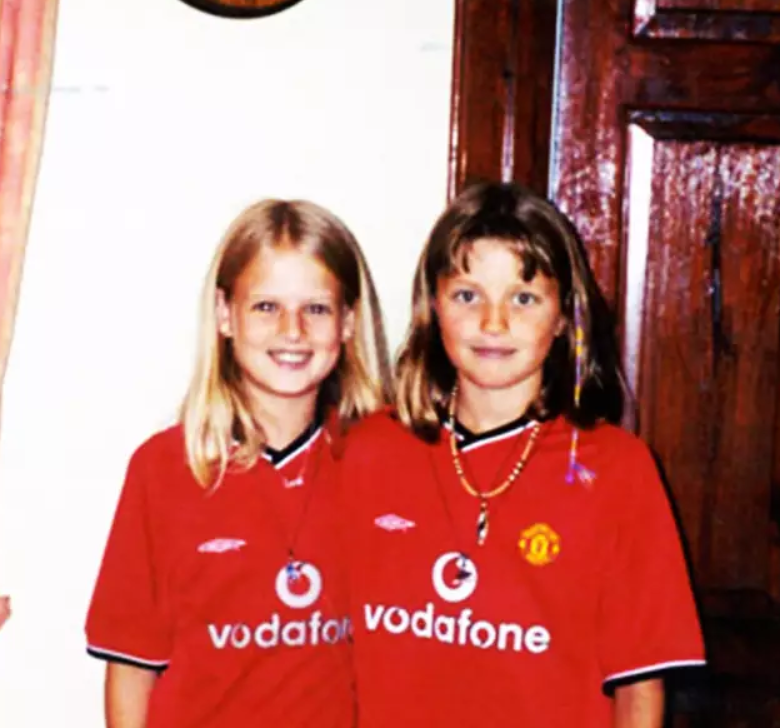 Holly Wells and Jessica Chapman were killed by Ian Huntley in 2002. Credit: PA