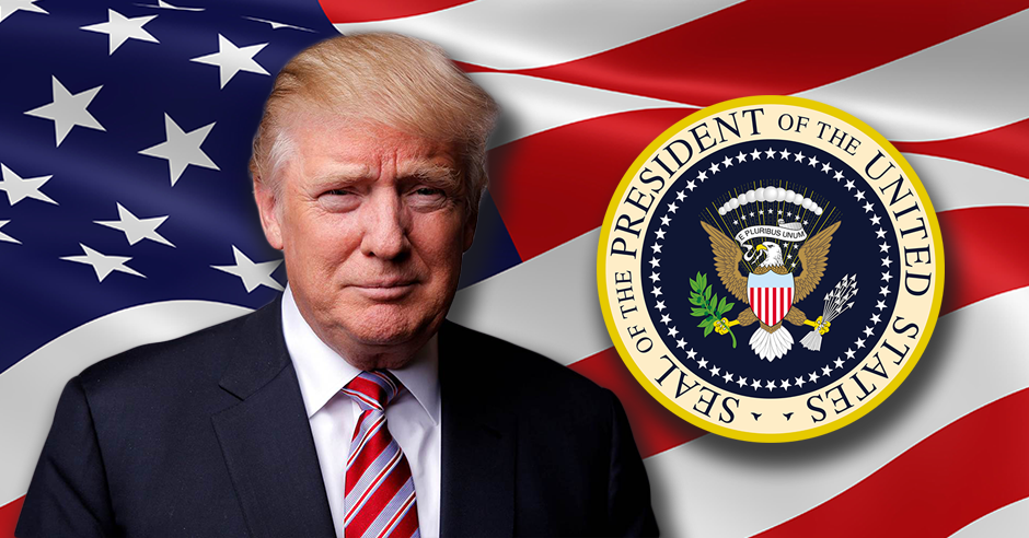 Donald Trump Will Be The Next President Of The USA