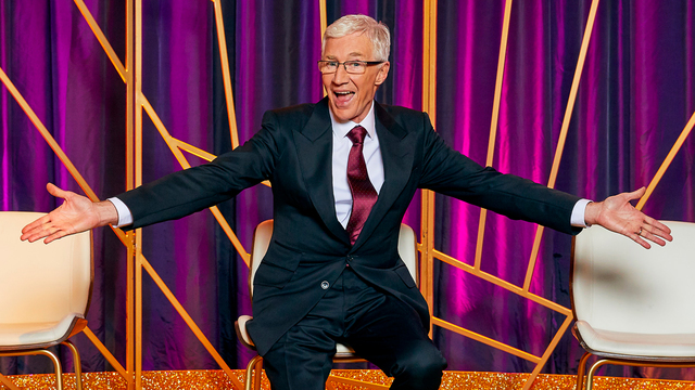 Paul O'Grady hosts the iconic show. Credit: Channel 5