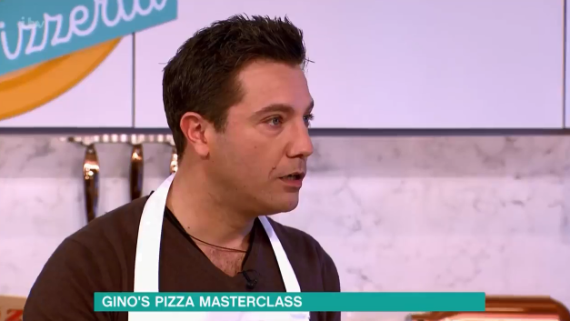 ​Gino D'Acampo Has A Go At Kids For Liking Pineapple On Pizza