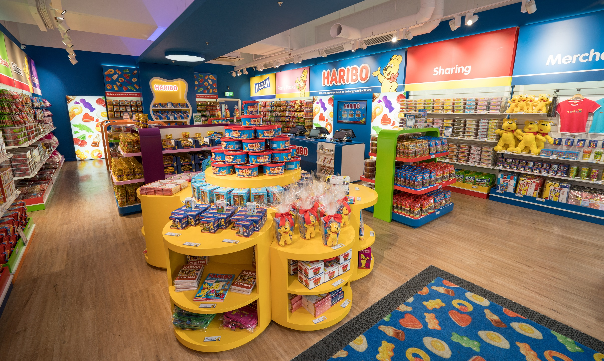 What the Haribo store will look like. Credit: Handout