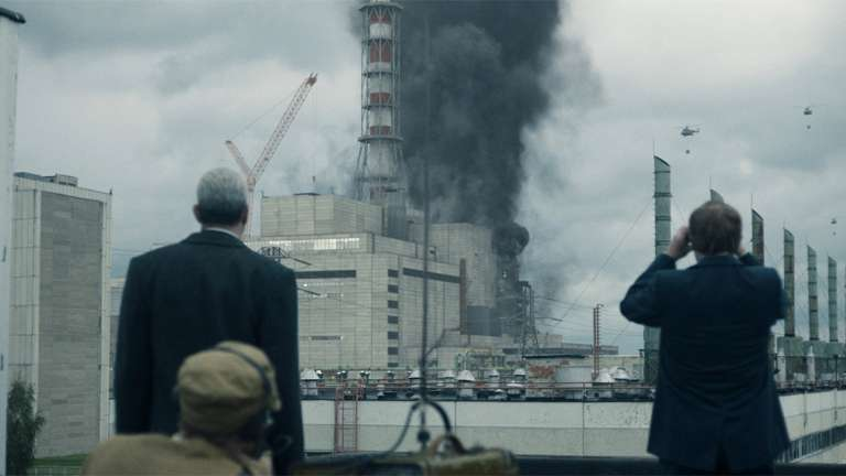 Chernobyl has been receiving rave reviews. Credit: HBO