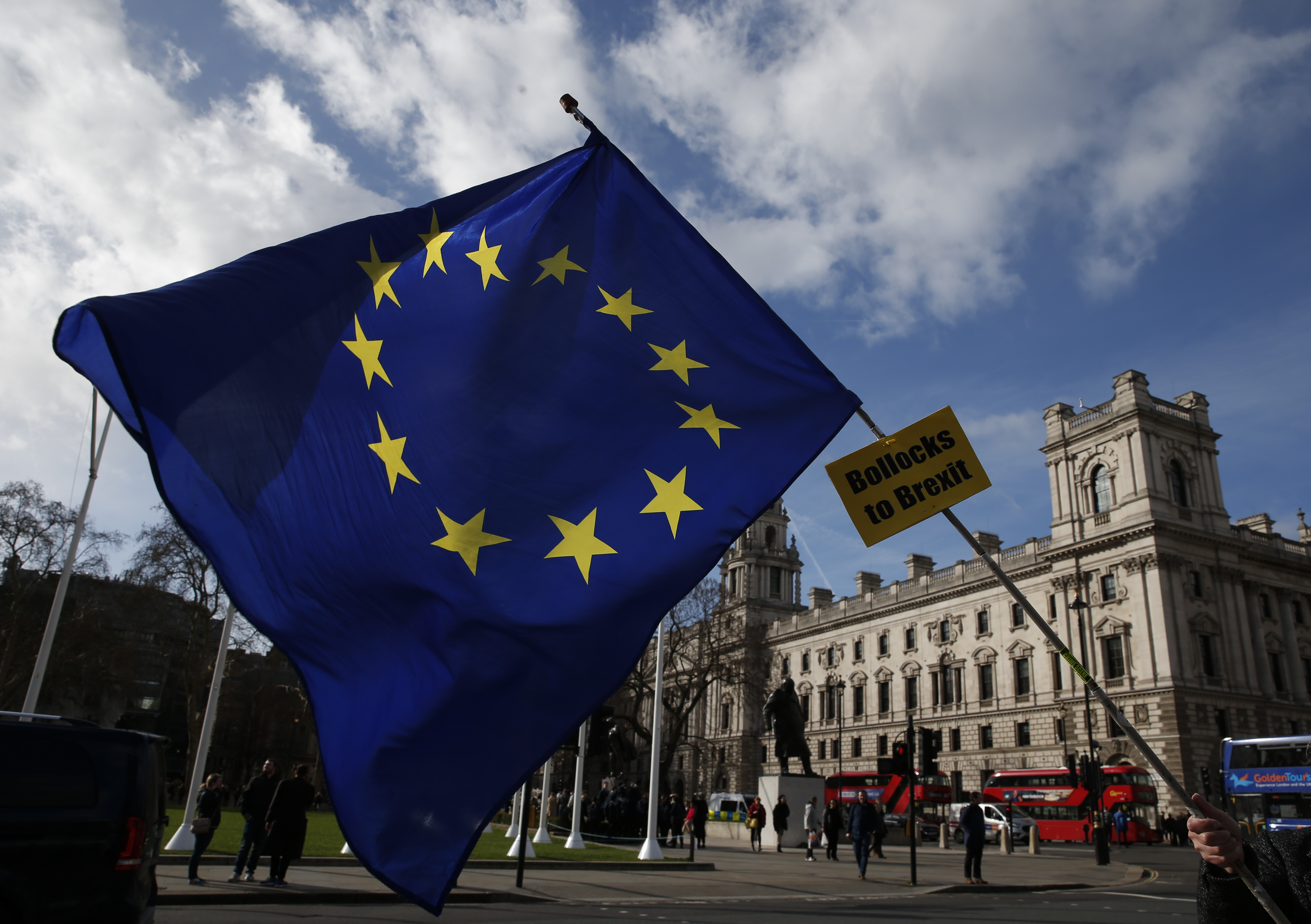 UK Parliament considers alternative Brexit options ahead of possible third vote