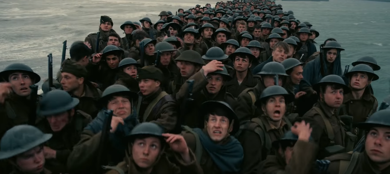 WATCH: The First Trailer For Christopher Nolan's New Film 'Dunkirk'