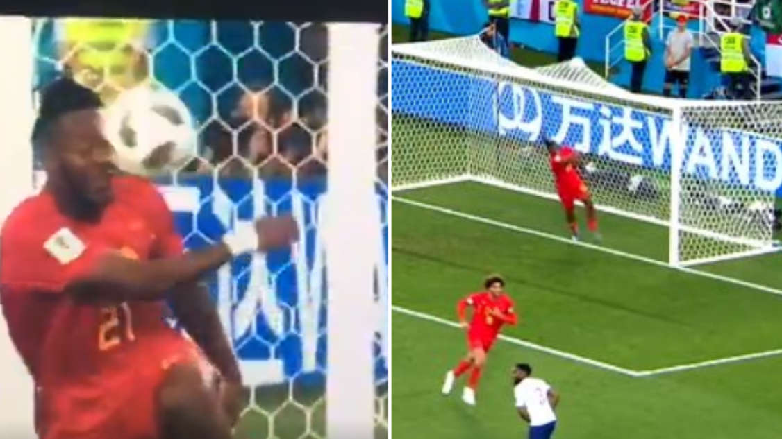 Michy Batshuayi's Goal Celebration Was More Entertaining Than The First Half