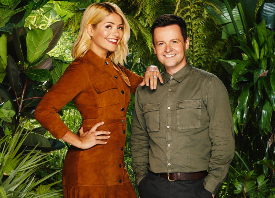 Holly Willoughby will be stepping in to host I'm A Celebrity alongside Dec. Credit: ITV
