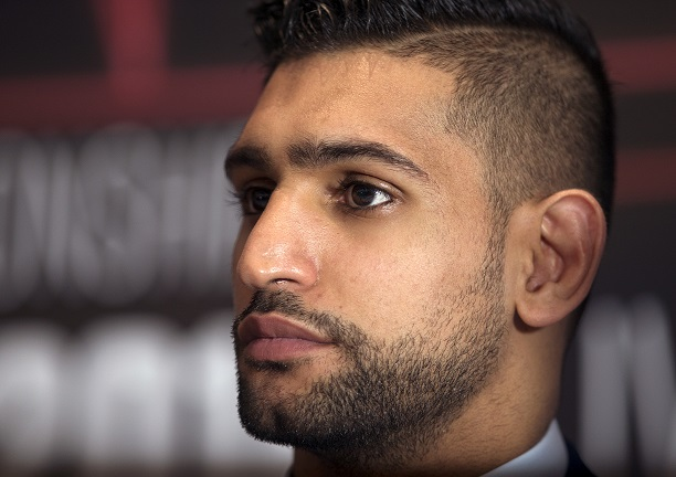 Amir Khan: I Have Something Mayweather Has Not Faced - Speed!