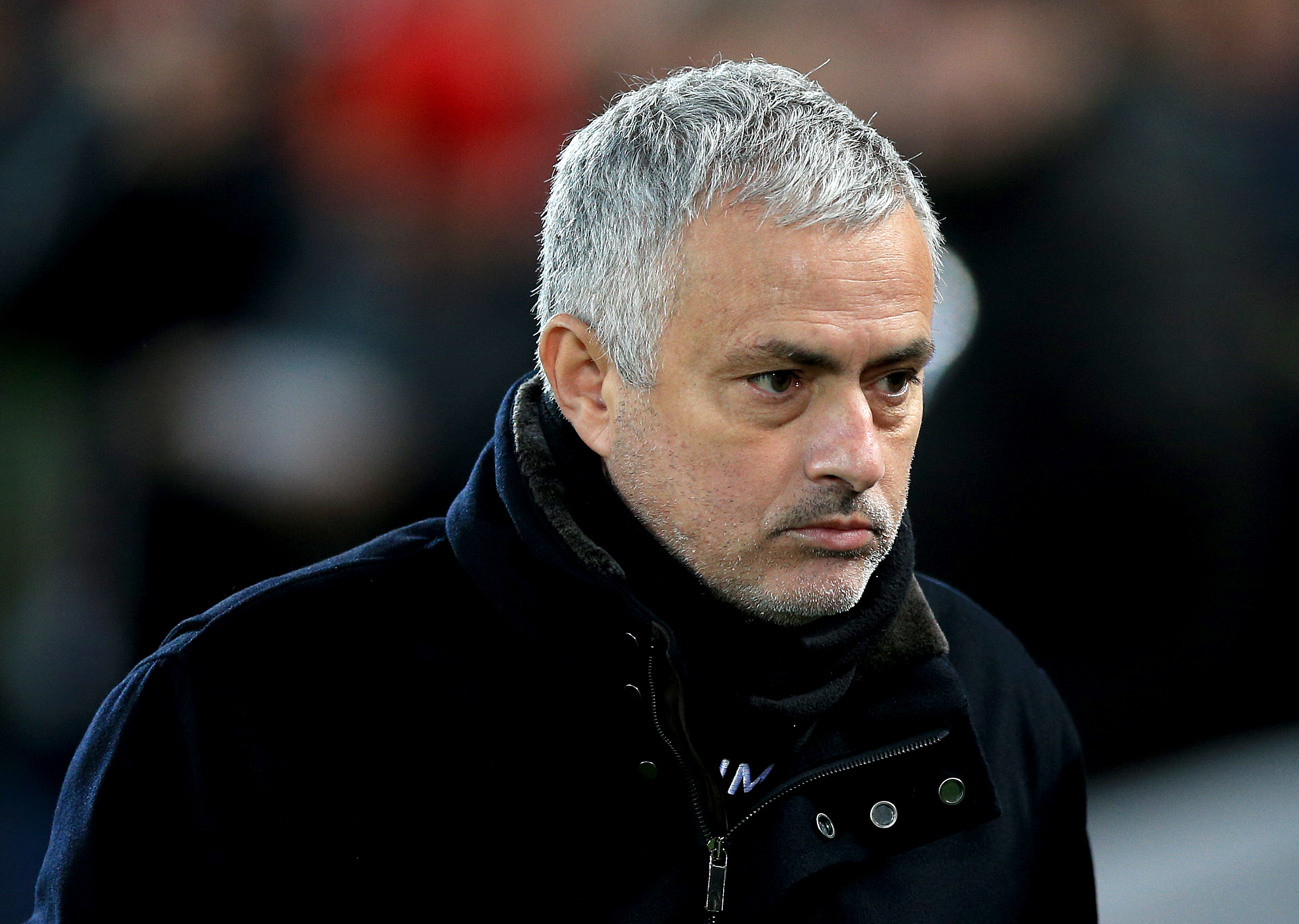 Mourinho 'proud' of Manchester United career'