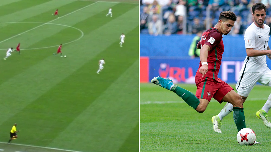 WATCH: Andre Silva Scores A Sublime Solo Goal For Portugal