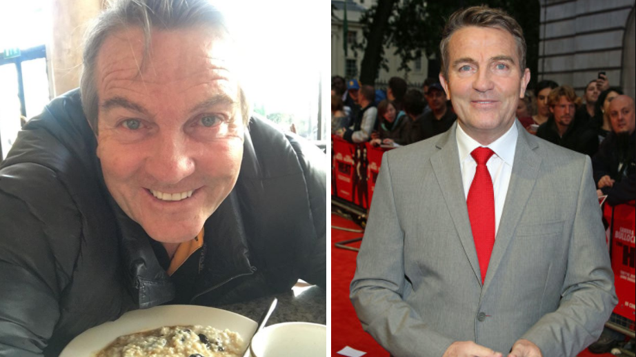 Bradley Walsh Shows Off Son Who Looks Exactly Like Him On Instagram