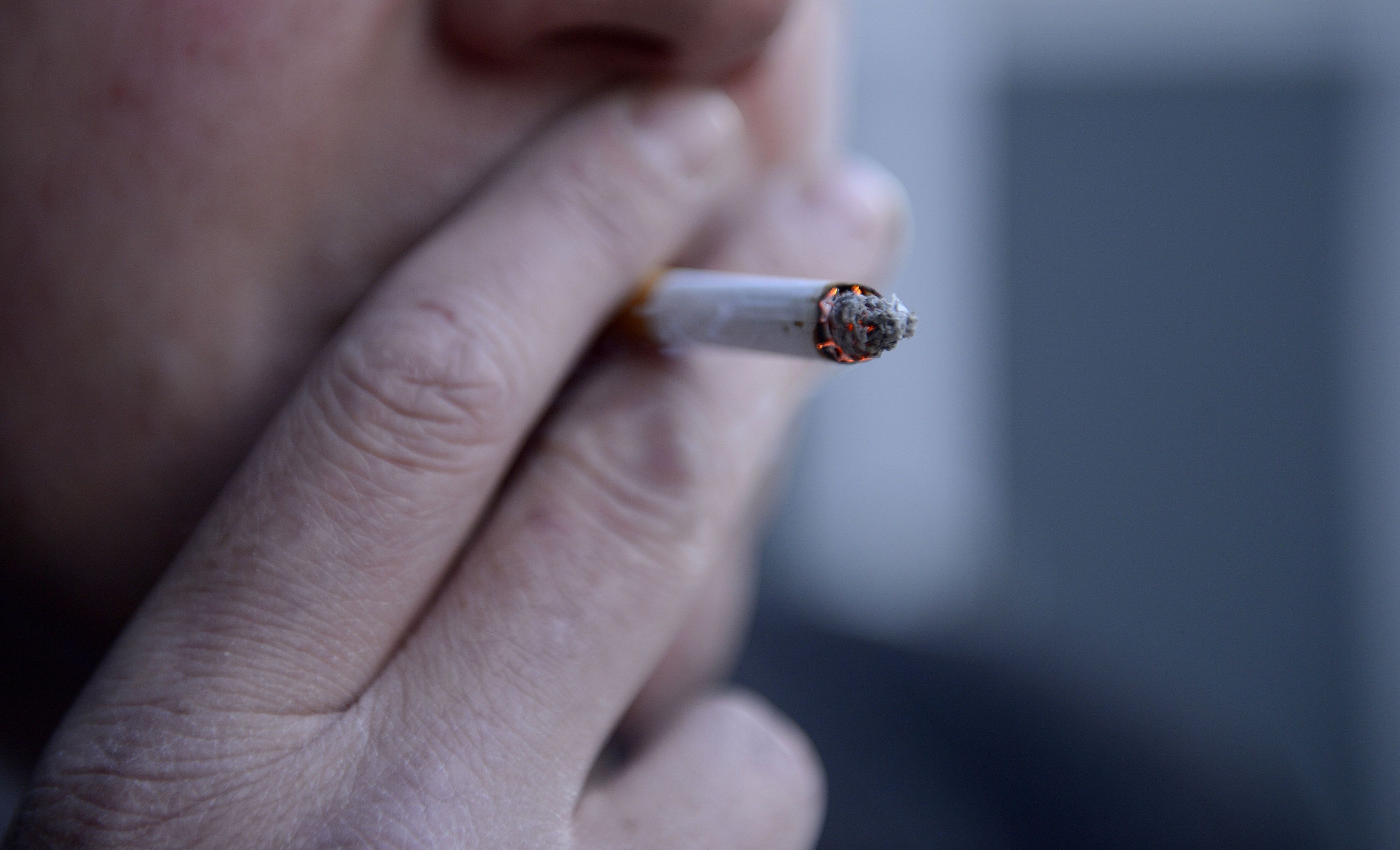 Risk of heart disease lingers 15 years after quitting smoking Credit: PA