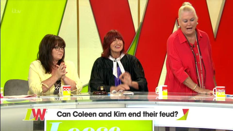 ITV/Loose Women