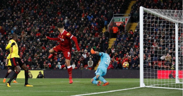 Unbelievable Salah lifting Liverpool like Luis Suarez did - Henderson