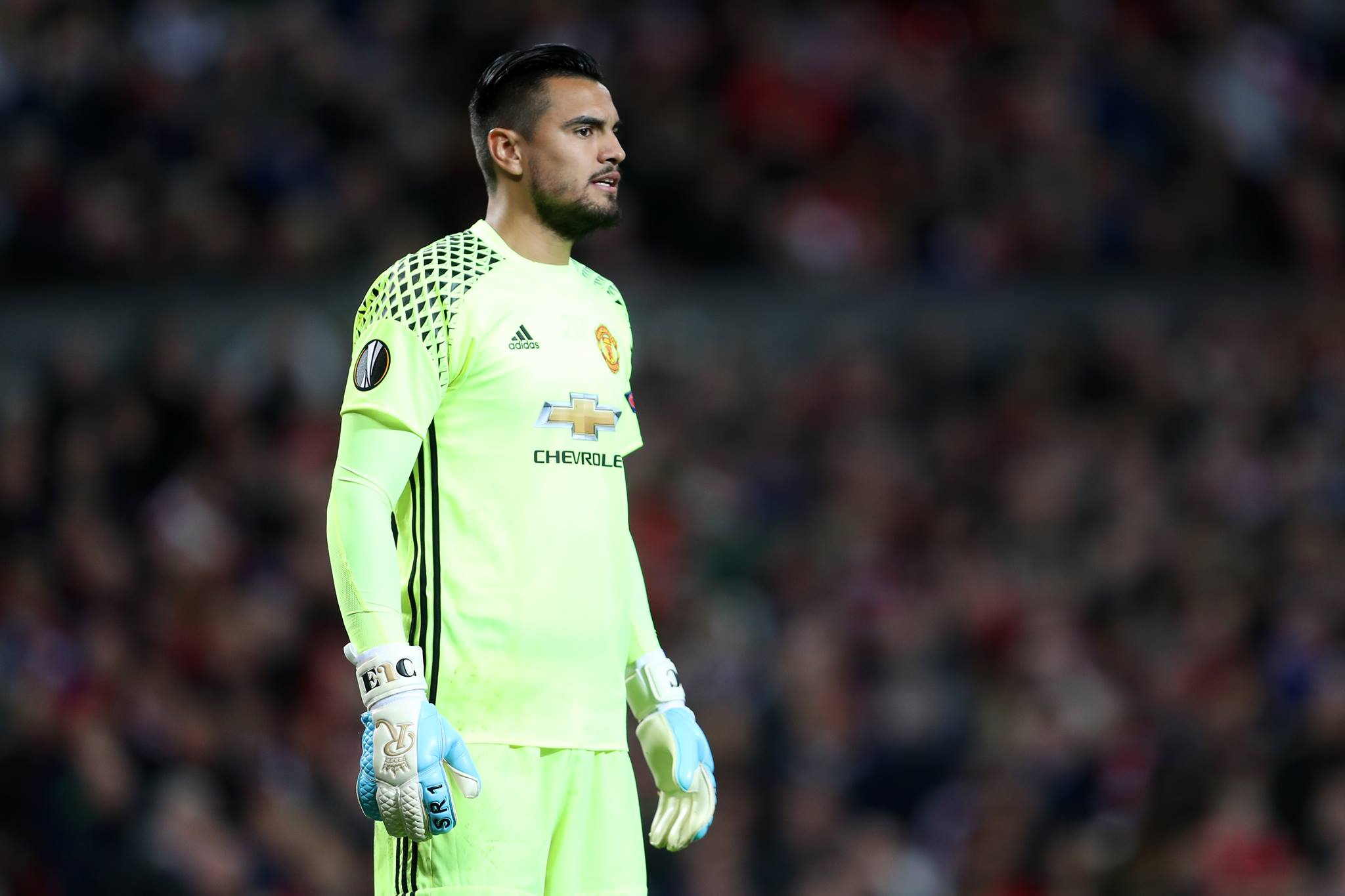 Mourinho: Romero will start Europa League final