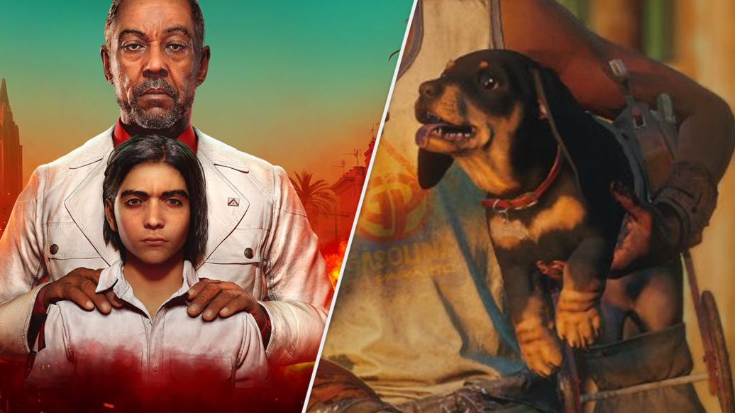 Far Cry 6 S Best Character Is A Dog Called Chorizo Ladbible