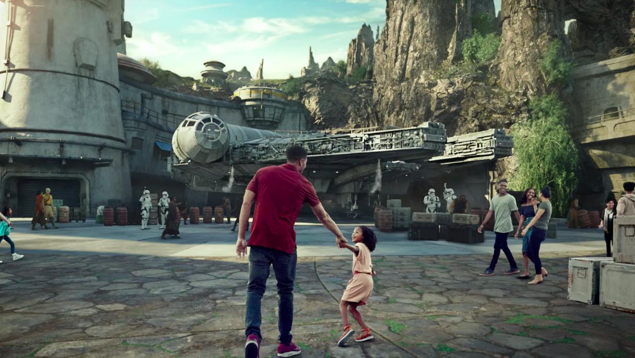 Credit: Disney Parks/Lucasfilm