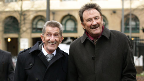 Barry Chuckle's Family Invite Fans To 'Celebrate His Life' At Star's Funeral
