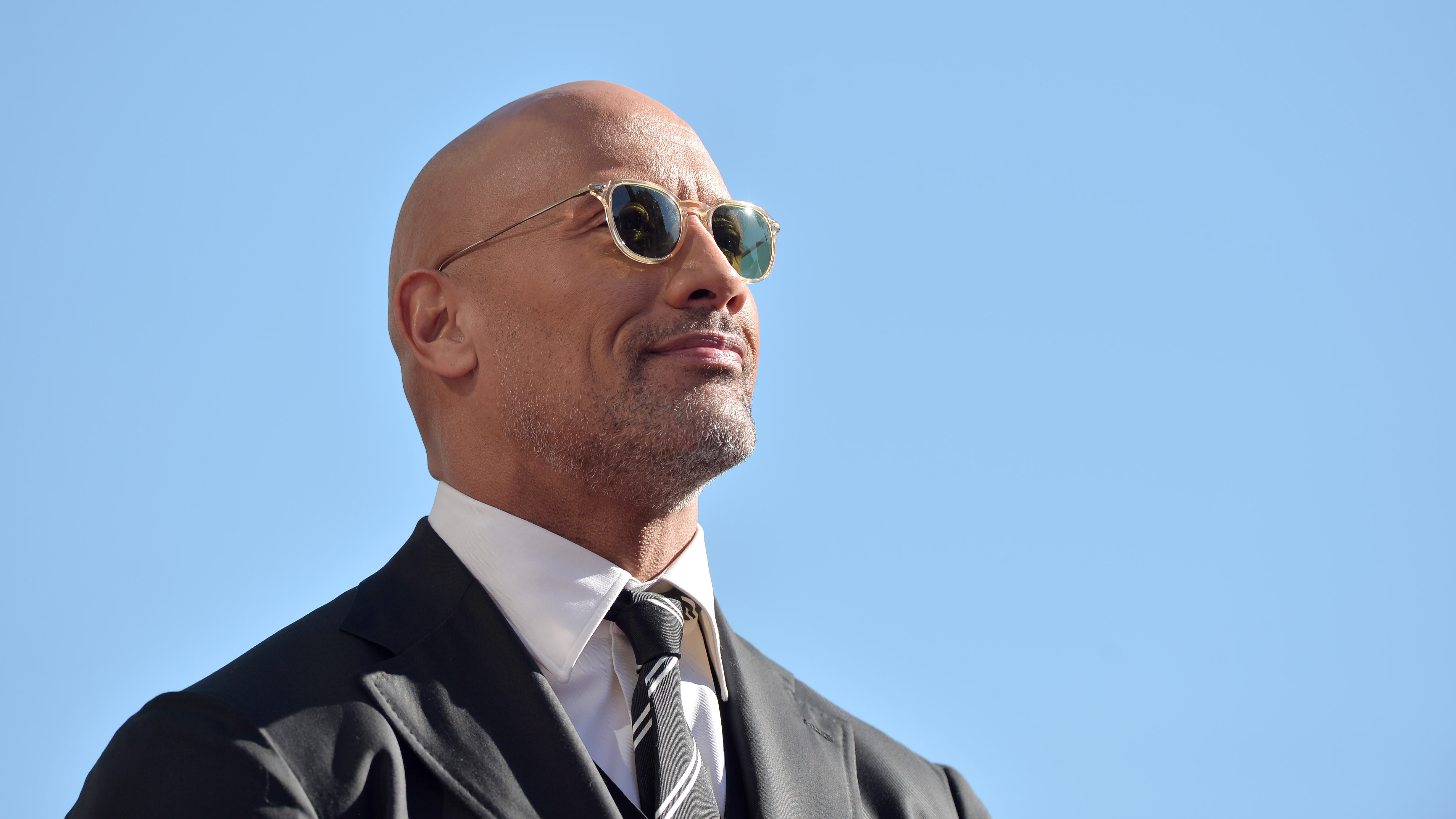 Dwayne 'The Rock' Johnson Says He's Still 'Seriously' Considering Running For US President