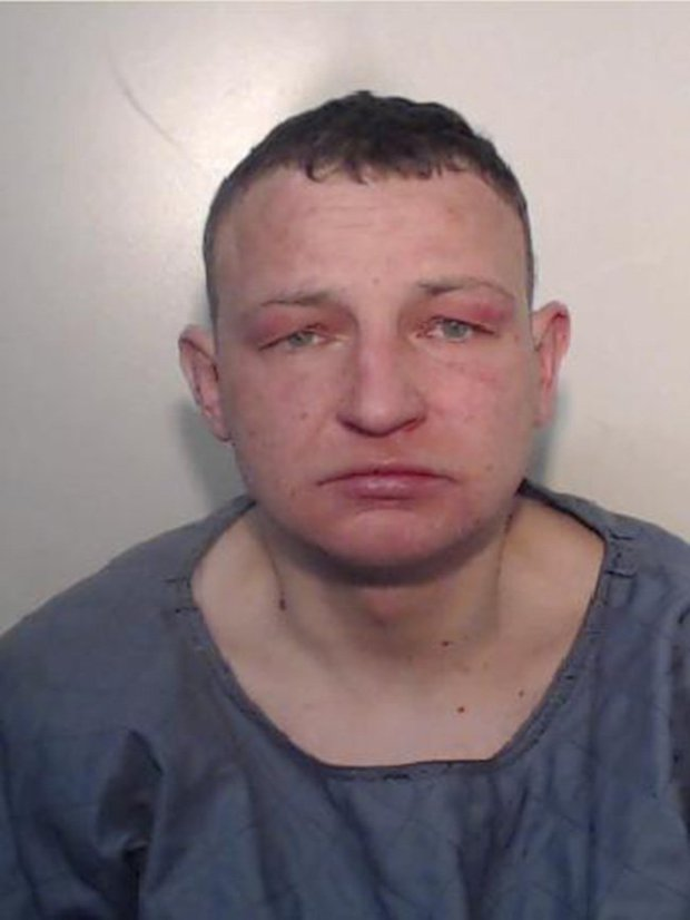 Paulius Zacharovas who was sentenced to eight months in prison. Credit: Greater Manchester Police