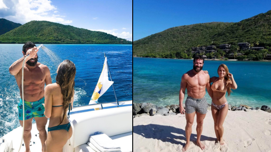 Dan Bilzerian Is Apparently In His First Serious Relationship