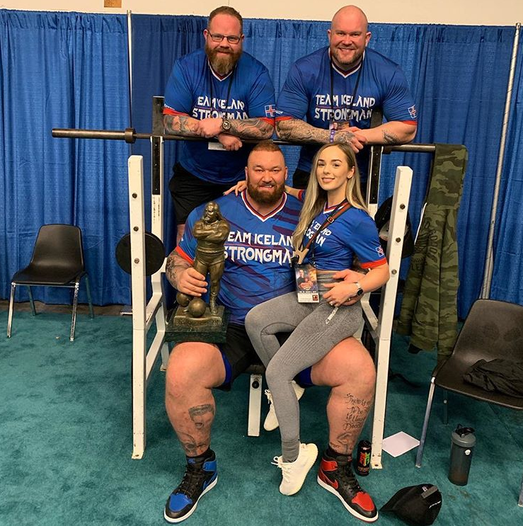 Game Of Thrones Star 'The Mountain' Breaks His Own