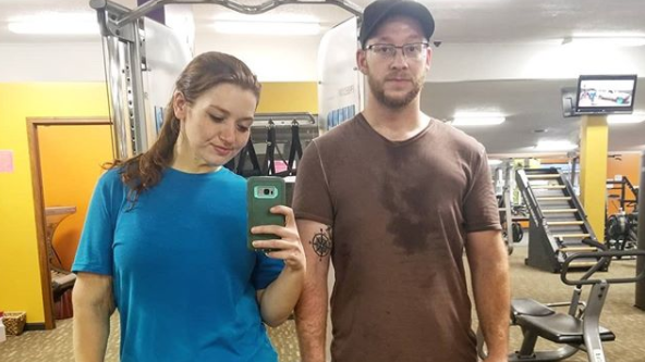 Couple Show Off Incredible Body Transformation After Making NYD Resolution