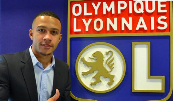 Memphis Depay's Lyon Shirt Has Already Made It Into The Club's Museum