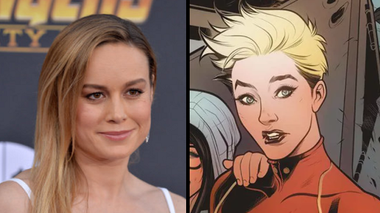 'Captain Marvel' Will Be The Most Powerful Character In Marvel Universe
