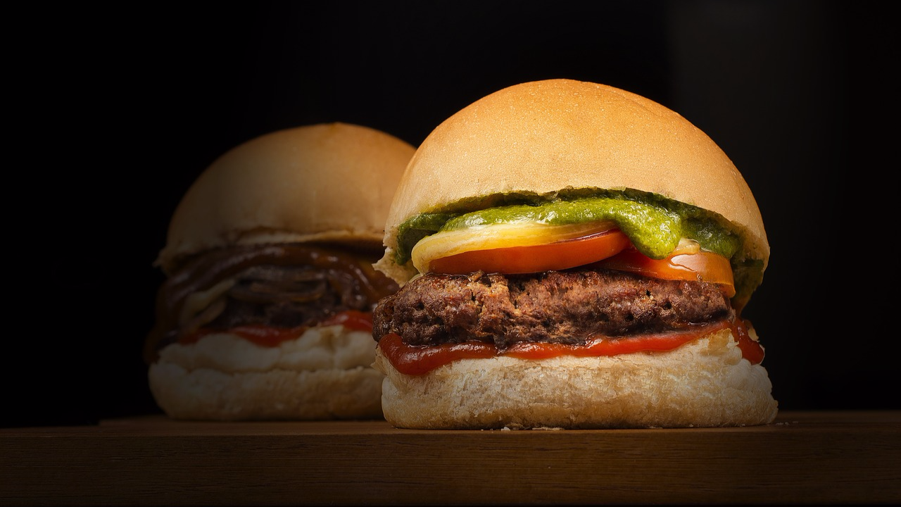 Two Burgers is Better Than One For Your Health...Say Scientists