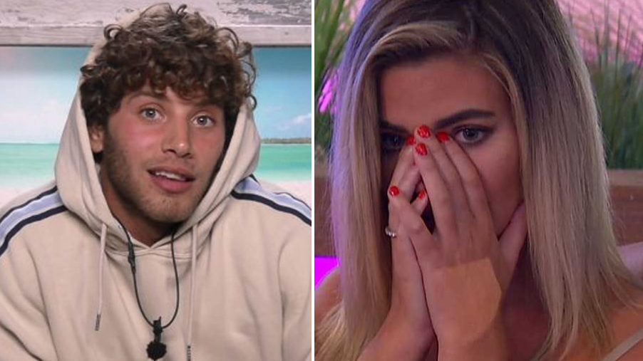 Love Island 2018: Megan Barton Hanson Has Sex With Wes Nelson While Wearing Eyal Booker's Hoody