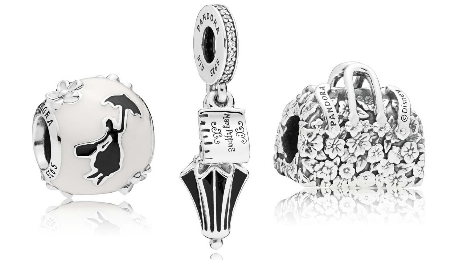 Pandora Has Released A Mary Poppins Charm Collection - Tyla