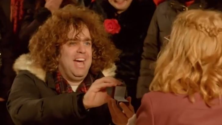 'Undateables' Fans In Bits  As Daniel Wakeford Proposes To Girlfriend