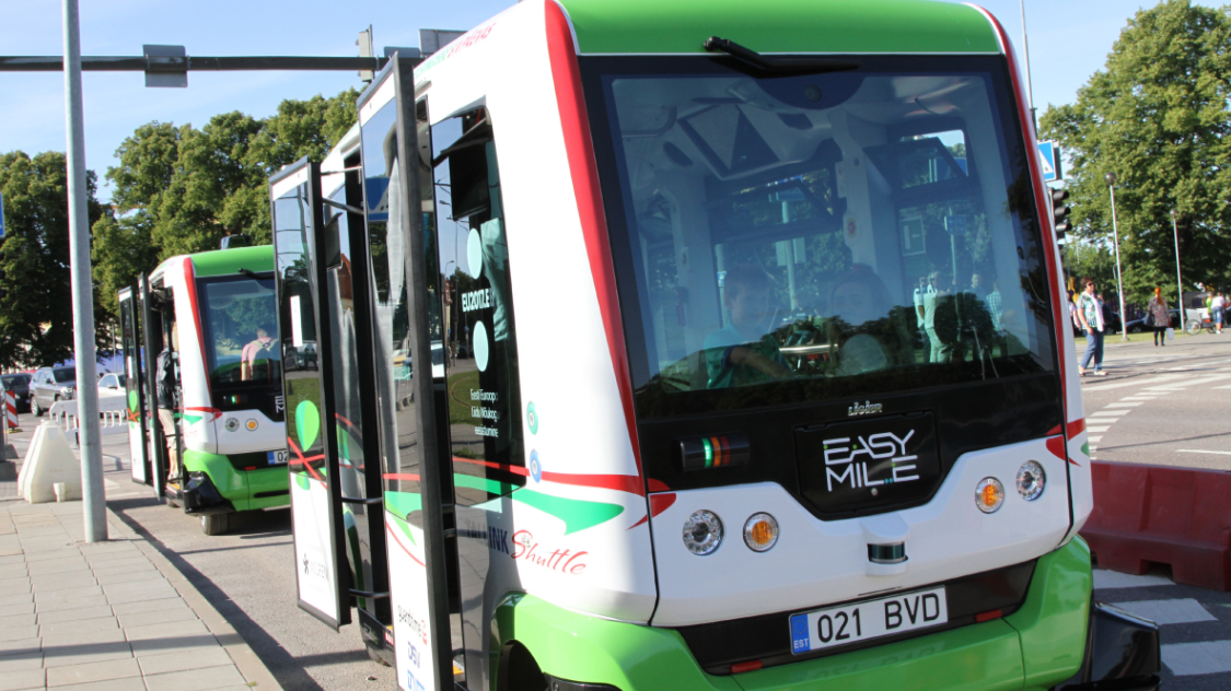 Estonia To Become First Nation To Introduce Free Public Transport