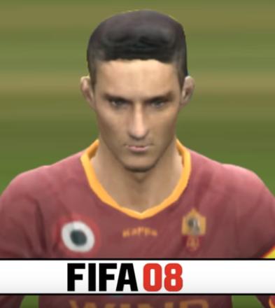 Totti Fifa 08