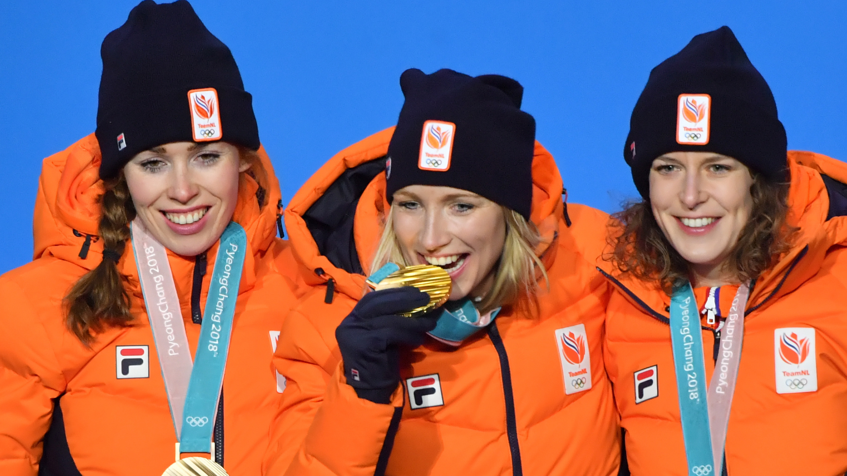 Dutch People Trolled Donald Trump At The Winter Olympics With Flag