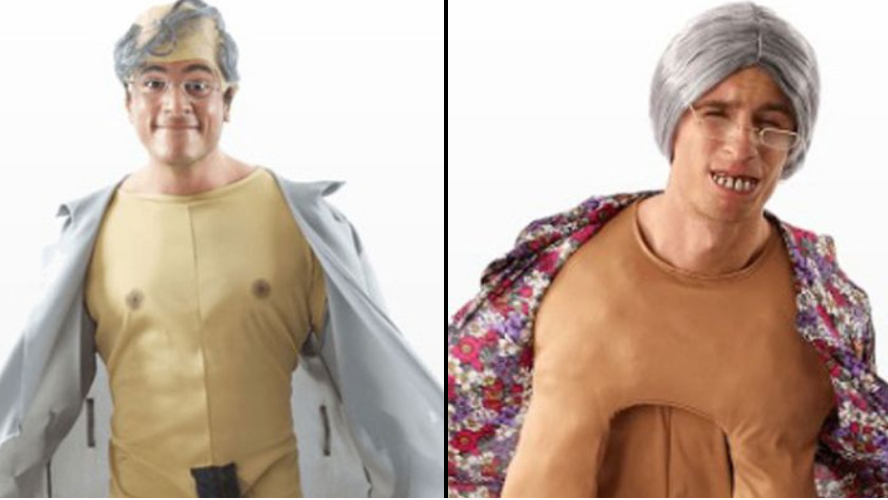 ​'Dirty Old Man' Halloween Costume With Fake Penis Slammed By Sex Attack Survivors