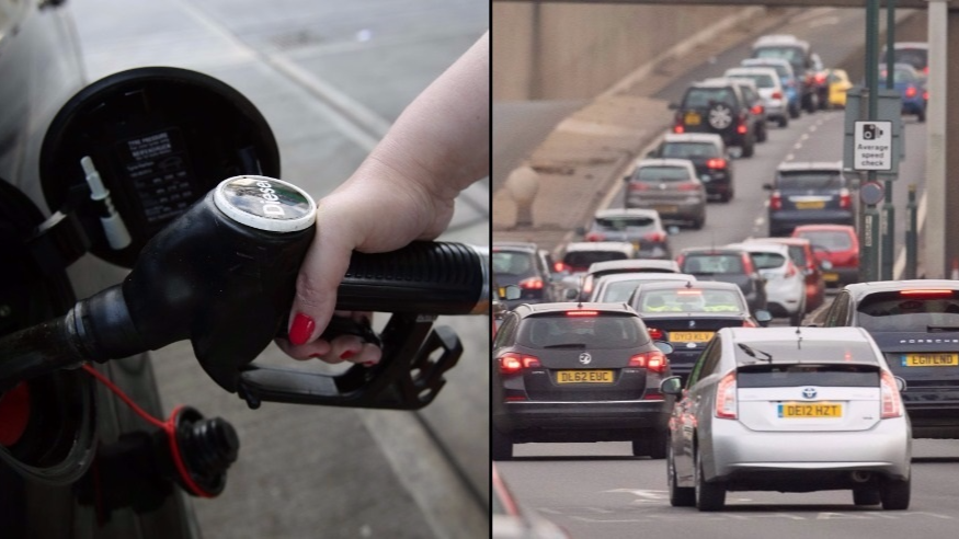 Scotland To 'Phase Out' Petrol And Diesel Cars By 2032