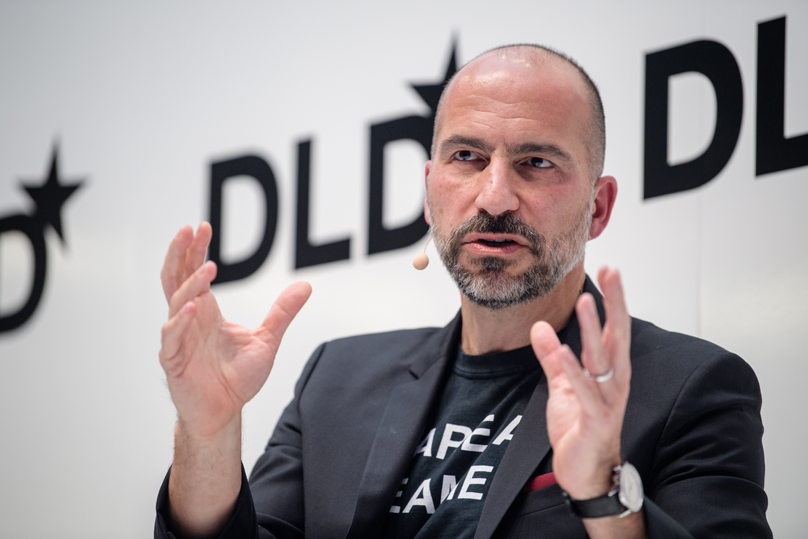 Uber CEO to Visit Japan, India in February on Charm Offensive