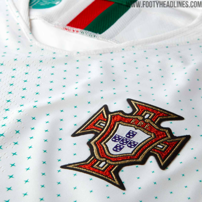 Kit Kit. Thoughts on the kit Portugal will wear for the 2018 World Cup  fd4cc774e