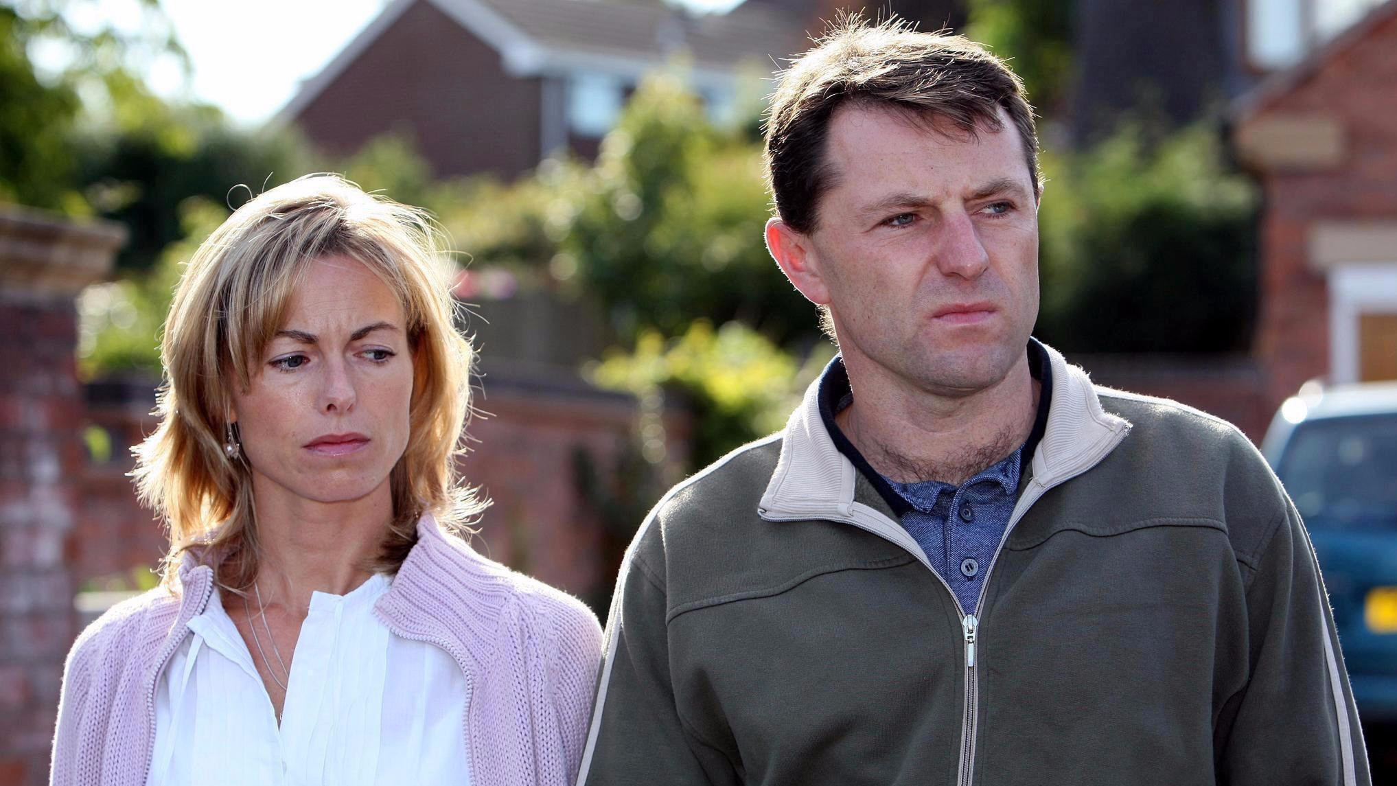 Kate And Gerry McCann Brand Man Who Dressed Up As Madeleine 'An Idiot'