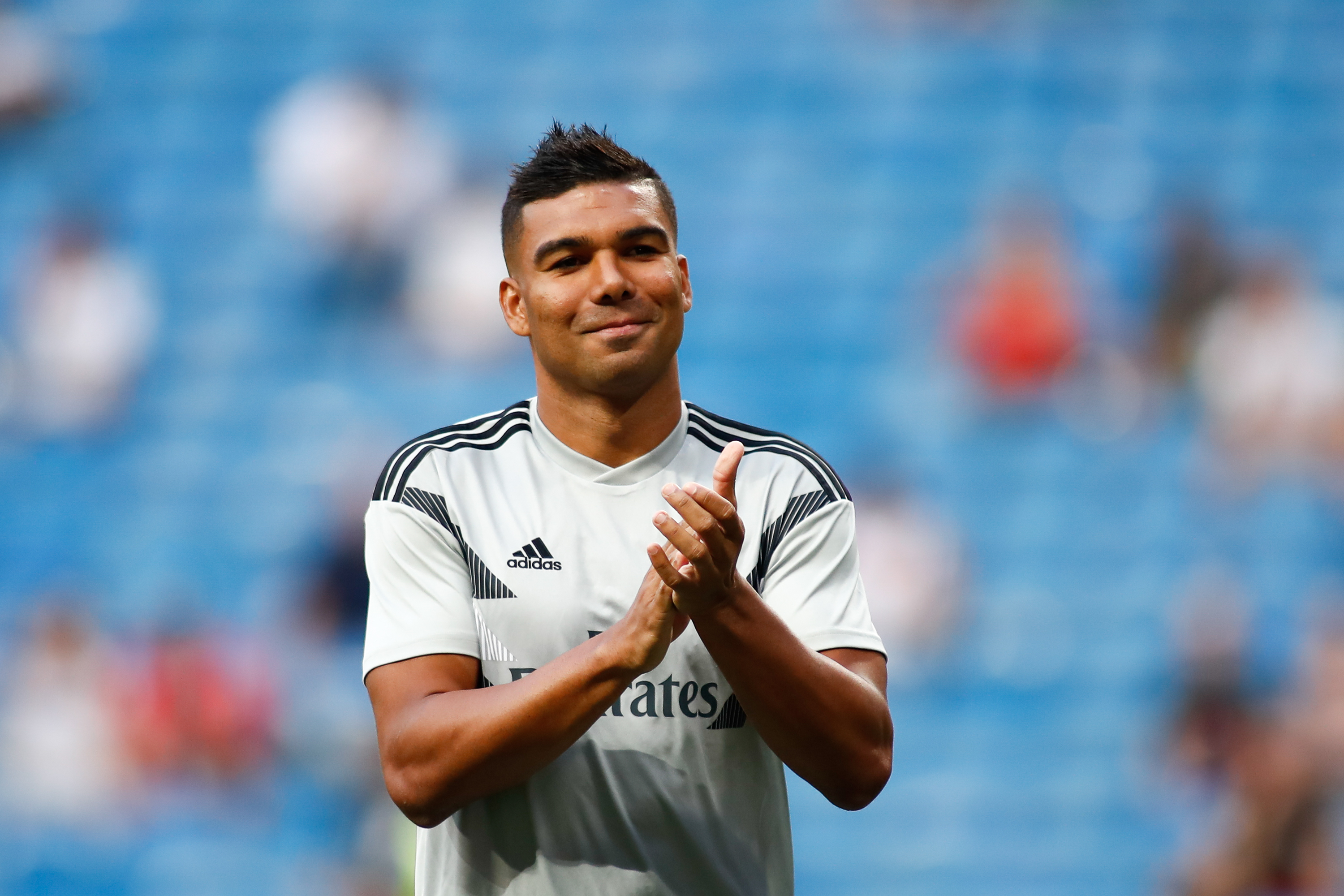 Casemiro's wanted by PSG. Image: PA Images