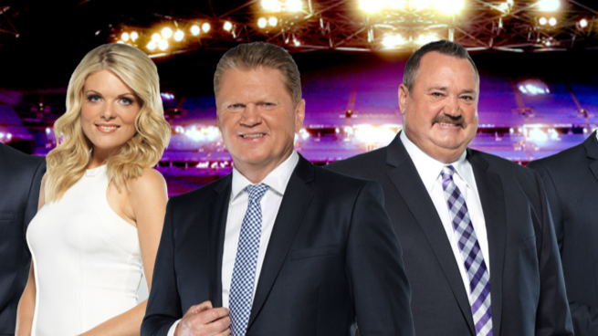 Paul Vautin Has Been Dumped From 'The NRL Footy Show' After 23 Years On Air