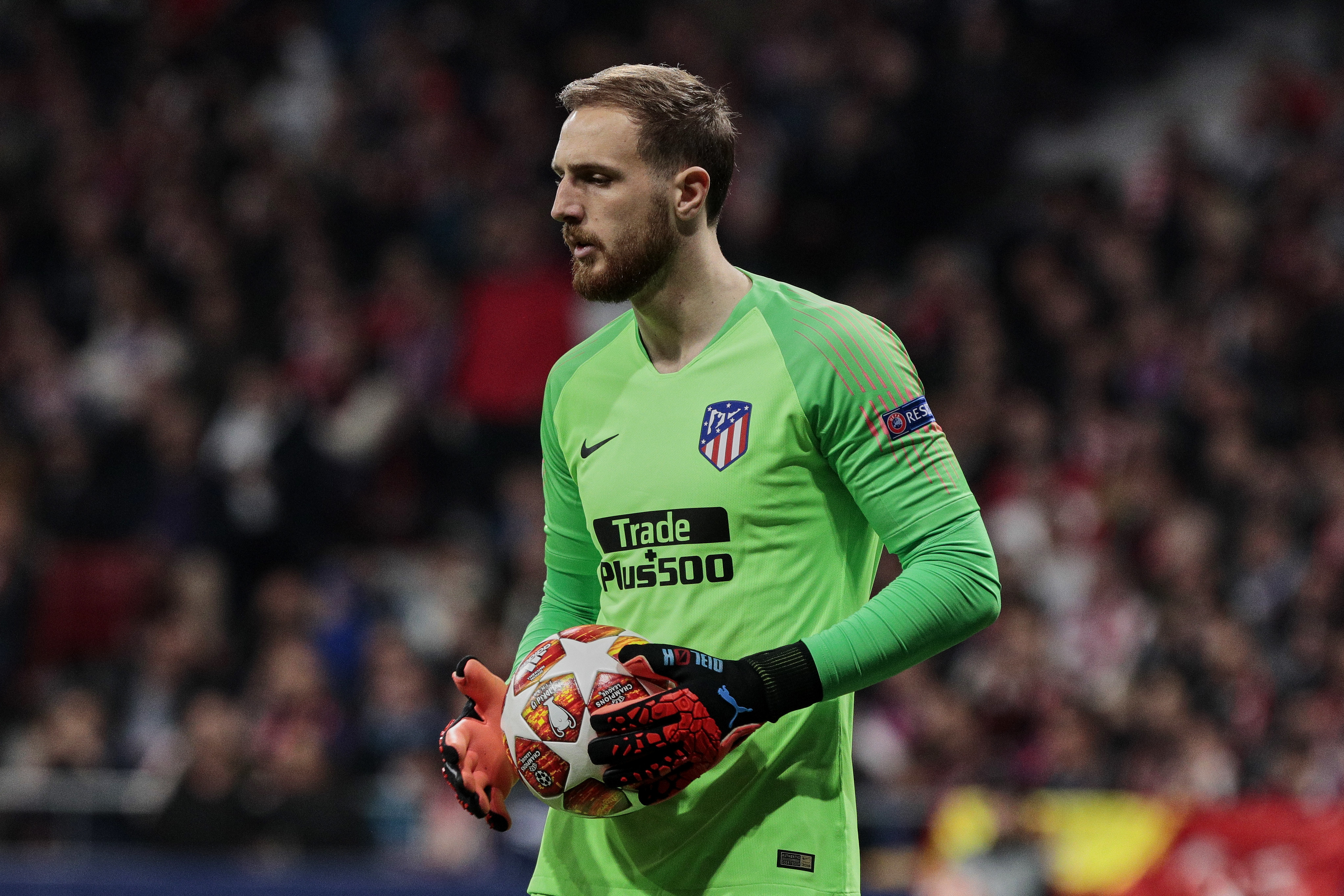 Jan Oblak 'wants to leave Atletico Madrid, Manchester United in pole position'