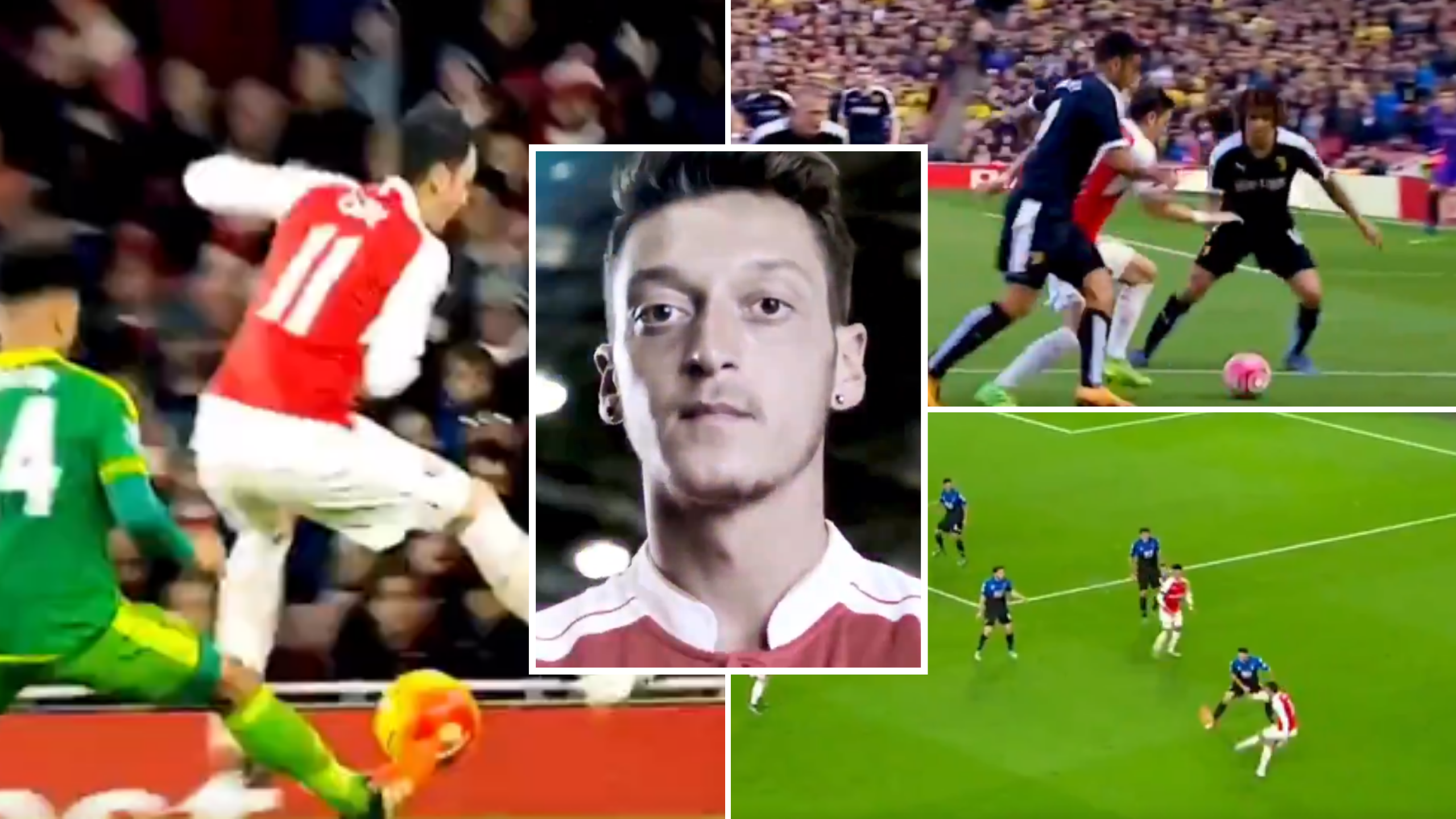 Arsenal Fans Compare Emile Smith Rowe To Mesut Ozil After Stunning Individual Highlights Against Chelsea Surface Online