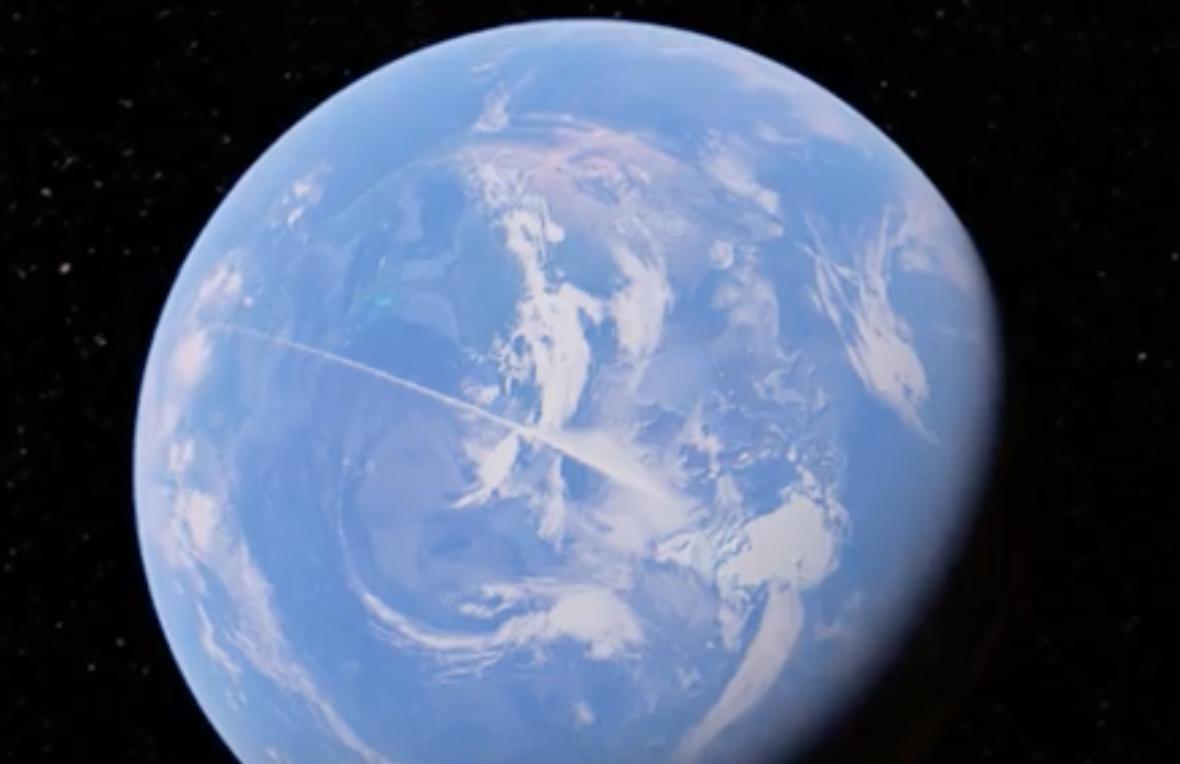 Credit: Secureteam10/Google Earth