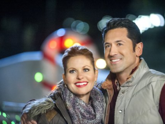 Christmas Under Wraps. Credit: Hallmark Channel