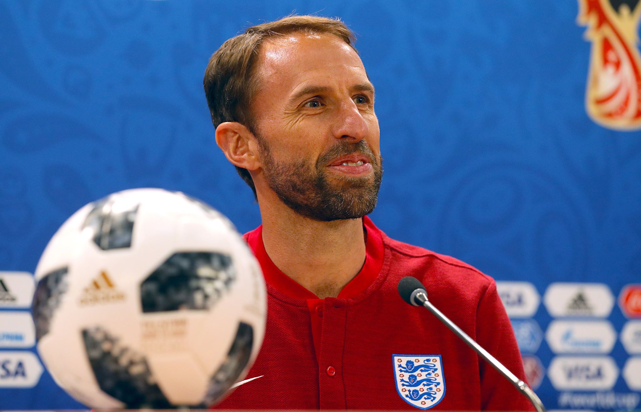 England boss Gareth Southgate: 'I will keep challenging Harry Kane'
